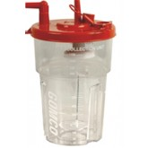 Medline Industries Inc. Collection Canisters Cs/12 for GMC2701--1100 ml Disposable
