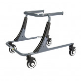 Inspired by Drive Moxie GT Gait Trainer, Large, Sword Gray