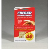 Apothecary Products Inc Finger (Protectors) Cots 40 Pk Assorted