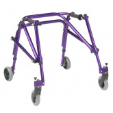Inspired by Drive Nimbo 2G Lightweight Posterior Walker, Small, Wizard Purple