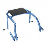 Inspired by Drive Nimbo 2G Walker Seat Only, Medium, Knight Blue