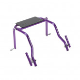 Inspired by Drive Nimbo 2G Walker Seat Only, Large, Wizard Purple