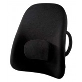 ObusForme Lowback Backrest Support Obusforme Black (Bagged)