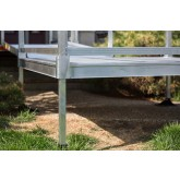 Homecare Products Leg Stabilizers  1 Pair for PATHWAY Ramp