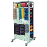 Ideal Medical Products Inc Combo. Dumbell And Weight Storage Rack