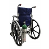 Eagle Health Supplies Inc Oxygen Tank Holder for Wheelchairs