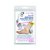 Pedifix Visco-GEL Ankle Protection Sleeve (One size fits most)