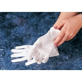 Compass Health Carex Soft Hands Cotton Gloves Small/Medium (Box/6 pair)