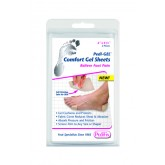 Pedifix Pedi-Gel Comfort Gel Sheets 2 x3.5  (Pk/2)