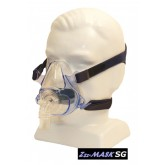Compass Health Zzz-MASK SG Full Face Mask With Headgear Large