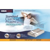 ObusForme Cervical Pillow  Standard w/Memory Foam