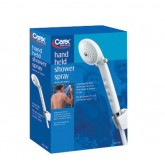 Compass Health Hand Held Shower Spray and Diverter Valve