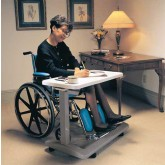 Compass Health Deluxe Overbed Table - Carex