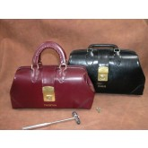 Professional Case Specialist Boston Bag 14  Burgundy