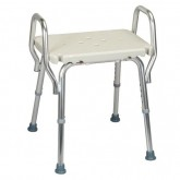 Eagle Health Supplies Inc Shower Chair with Arms