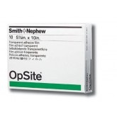 Smith and Nephew Opsite 5.5x4in Transparent Film Dressing  Bx/10