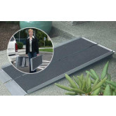 Homecare Products Suitcase Advantage Series Ramp 3'