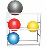 Ideal Medical Products Inc Horizontal Storage Stand for 6 Exercise Balls