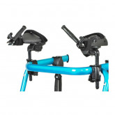 Inspired by Drive Trekker Gait Trainer Forearm Platform, Small, 1 Pair