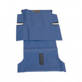 """Inspired by Drive Trotter Mobility Rehab Stroller Colored Upholstery Replacement, 12"""", Blue"""