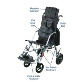 Drive Medical Trotter Mobility Positioning Chair  12  Wide