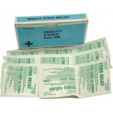 CK Company Insect Sting Wipes  Bx/10