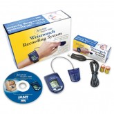 Jant Pharmacal Corp. Overnight Blood Oxygen and Heart Rate Recording System