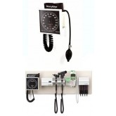 Welch Allyn Wall Aneroid w/Reusable Adult Cuff