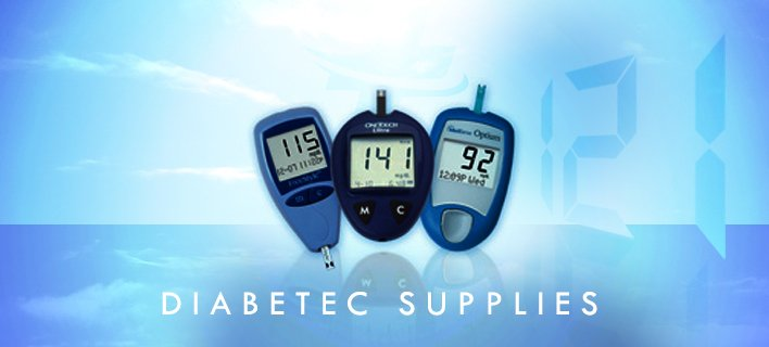 Diabetec Supplies in All Varieties