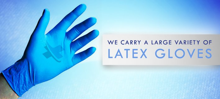 We Carry All Types of Disposable Gloves
