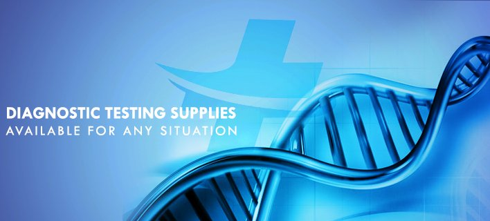 Diagnostic Testing Supplies Available for Any Situation